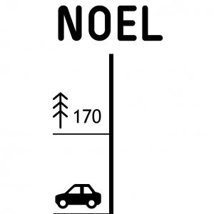 Meter s menom dieťatka   autíčko