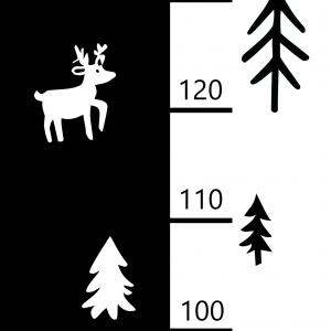 Detský meter   Lesík